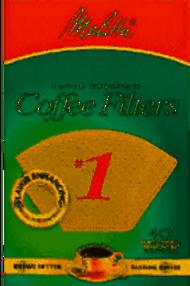 Melitta Coffee Filters #1