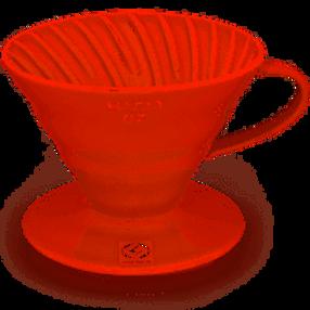 Hario V60 Dripper Red Ceramic