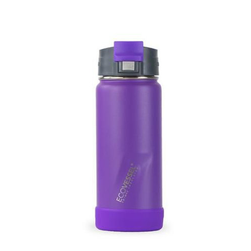 Ecovessel 16 oz Travel Tumbler - Purple