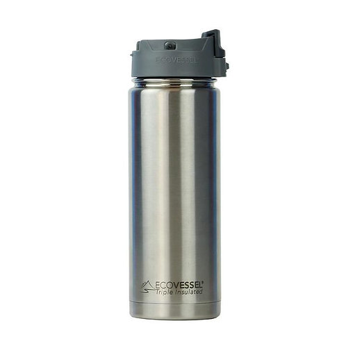Ecovessel Perk 16 oz Travel Tumbler - Stainless