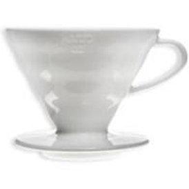 Hario V60 Dripper White Ceramic