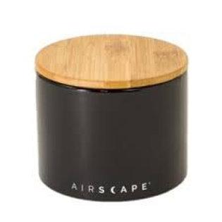 Airscape Ceramic 32 oz Coffee Storage - Black