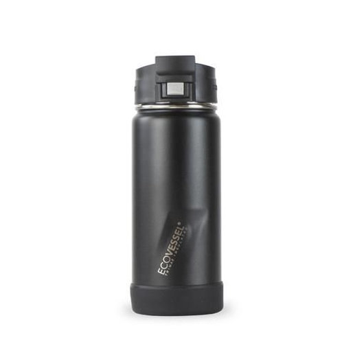 Ecovessel Perk 16 oz Travel Tumbler - Black