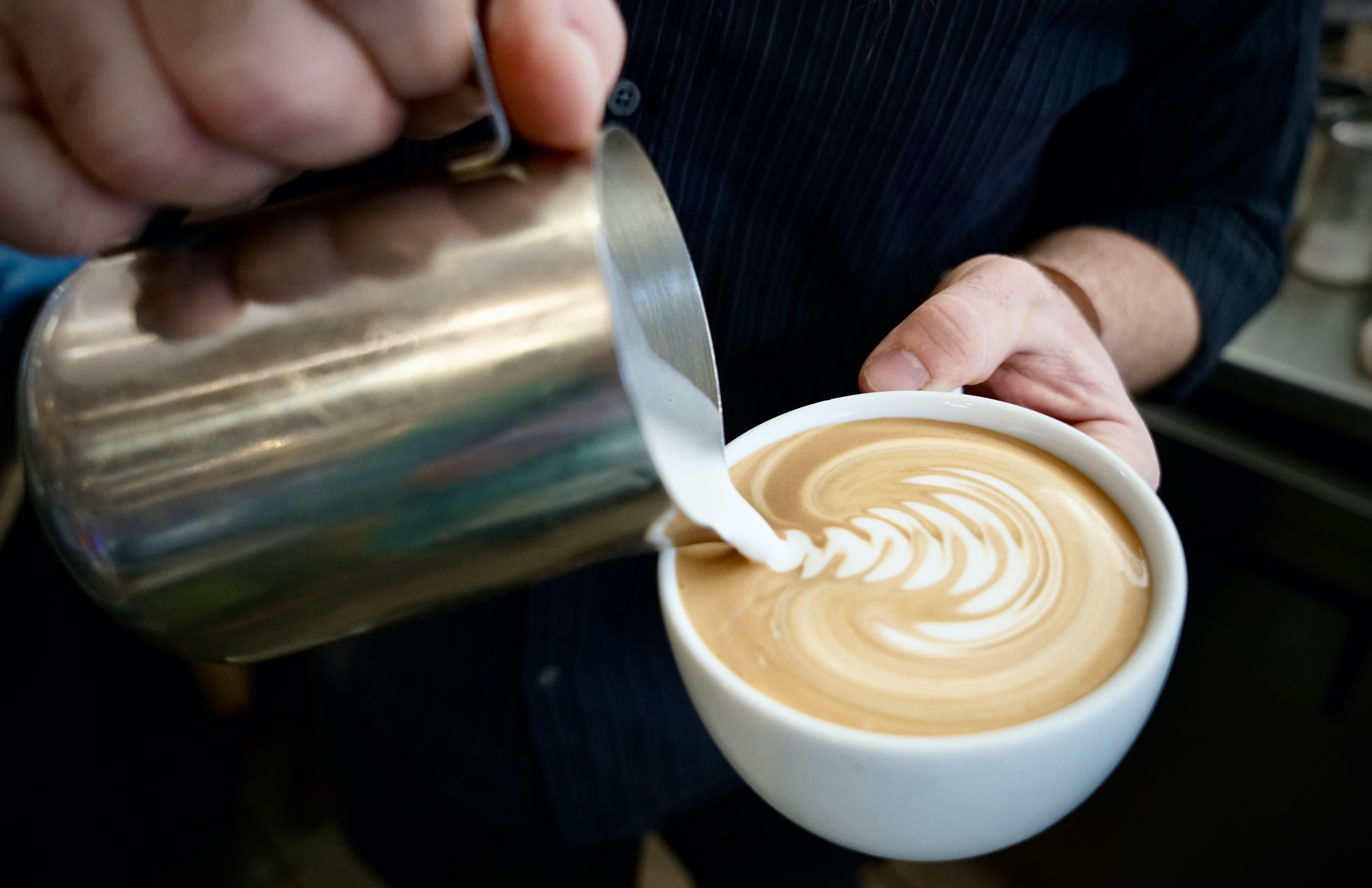 Latte Art Pour 1 j