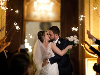 Relato da noiva: 'Diferente da foto e do vídeo'