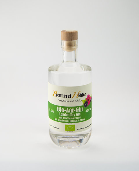 Bio-Aar-Gin 42 % vol. 0,5 Liter