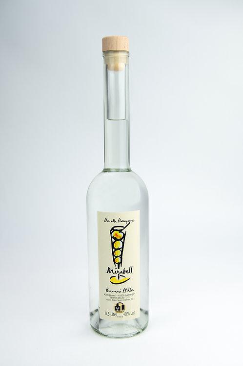 Mirabellen 0,5 Liter 40% vol.
