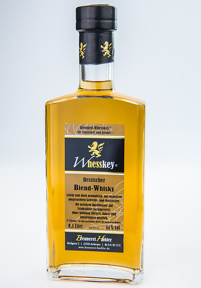 Blended Whesskey® 0,5 Ltr. 44% vol.