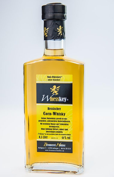 Corn Whesskey® 0,5 Ltr. 44 % vol.