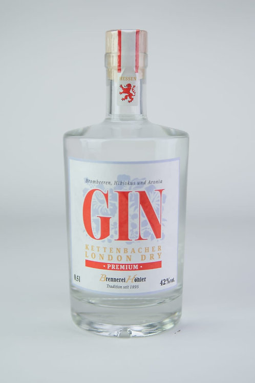 Kettenbacher Premium Gin 42 % vol.
