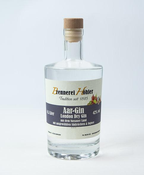 Aar - Gin - 0,5 Ltr. 42 % vol.