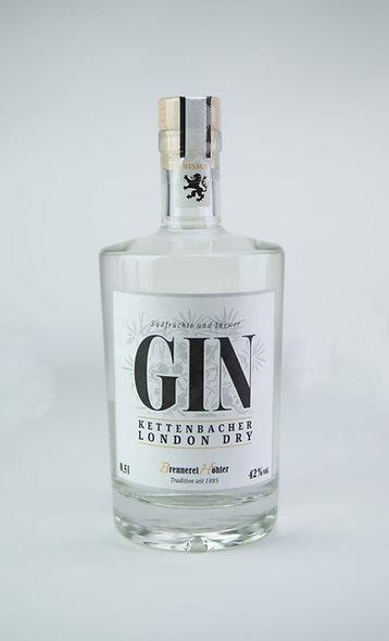 Kettenbacher  Gin - 0,5 Ltr. 42 % vol.