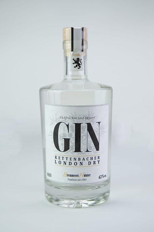 Kettenbacher  Gin  42 % vol.