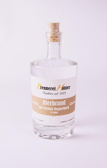 Bierbrand 0,5 Liter  42 % vol