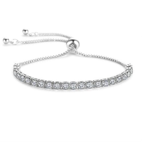 Anne crystal bracelet