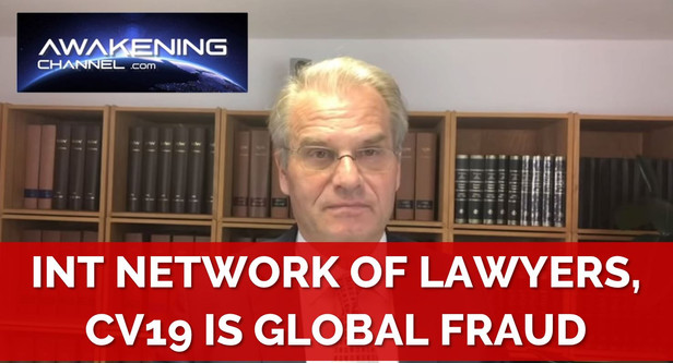 (1) International Network of Lawyers, the CV19 is a Fraud and those Responsible will be Sued