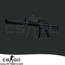 Макрос на M4A1-S для игры Counter-Strike: GO