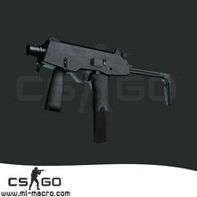 Макрос на MP9 для игры Counter-Strike: GO