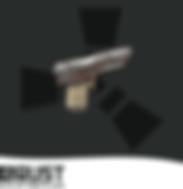 Макрос на ПЕШКУ для RUST  - Полуавтоматический пистолет (Semi-Automatic Pistol)  Версии макроса: Fast    Наши макросы подходят только для мышек BLOODY (Любой модели) с поддержкой ПО (Bloody5/6) и мышек A4Tech X7 с поддержкой ПО (Oscar Editor)