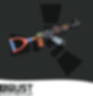 Макрос на АК-47 для RUST  - Штурмовая винтовка (Assault Rifle)  Версии макроса: Burst / LBM / Ultra / 8x       Наши макросы подходят только для мышек BLOODY (Любой модели) с поддержкой ПО (Bloody5/6) и мышек A4Tech X7 с поддержкой ПО (Oscar Editor)
