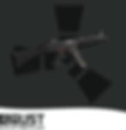 Макрос на MP5A4 для RUST  - Пистолет пулемет MP5A4 (MP5A4)  Версии макроса: Ultra / LBM       Наши макросы подходят только для мышек BLOODY (Любой модели) с поддержкой ПО (Bloody5/6) и мышек A4Tech X7 с поддержкой ПО (Oscar Editor)