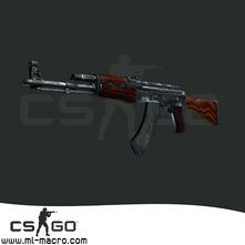 Макрос на АК-47 для игры Counter-Strike: GO