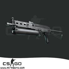 Макрос на Bizon для игры Counter-Strike: GO