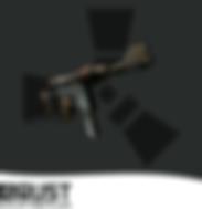 Макрос на SMG для RUST  - Самодельный пистолет-пулемёт (Custom SMG)  Версии макроса: Ultra / LBM        Наши макросы подходят только для мышек BLOODY (Любой модели) с поддержкой ПО (Bloody5/6) и мышек A4Tech X7 с поддержкой ПО (Oscar Editor)