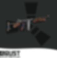 Макрос на ТОМПТОН для RUST  - Пистолет-пулемёт Томпсона (Thompson)    Версии макроса: Ultra / LBM       Наши макросы подходят только для мышек BLOODY (Любой модели) с поддержкой ПО (Bloody5/6) и мышек A4Tech X7 с поддержкой ПО (Oscar Editor)