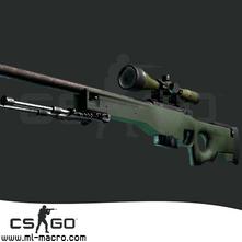 Макрос на AWP для игры Counter-Strike: GO