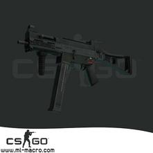 Макрос на UMP для игры Counter-Strike: GO