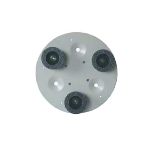 Disco con 3 mole al carburo di silicio Ø 420 mm Raimondi