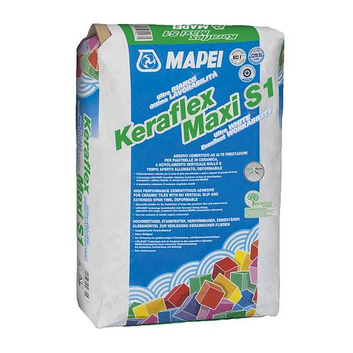 Colla Mapei Keraflex Maxi S1 grigio sacco 25 kg
