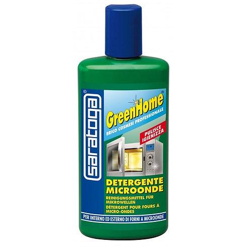 Detergente per microonde Saratoga Greenhome 250 ml