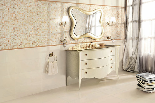 Ceramiche Piemme Valentino Romantica Beige 25x50