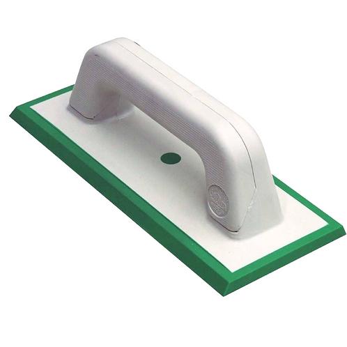 Spatola gomma verde 115x250 mm Raimondi
