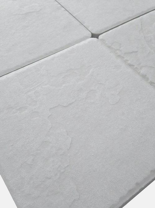 Alfalux Himalaya Bianco 15x15 cm per esterno