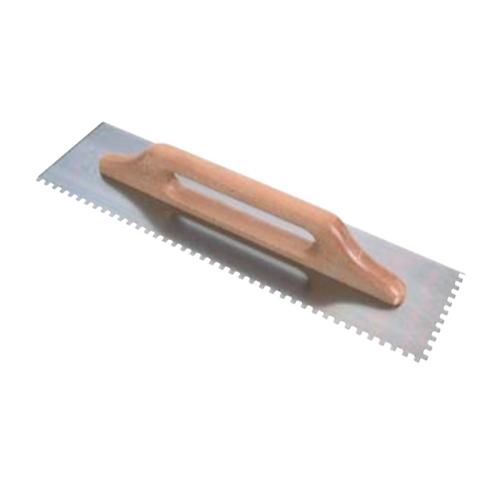 Spatole dentate 48x13 cm dente quadro Raimondi