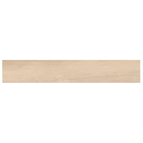 Panaria Chic Wood Milk da esterno 20x120 cm Rettificato