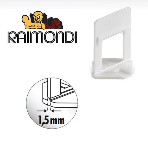 Raimondi Base R.L.S. 12/20 mm - Fuga 1,5 mm
