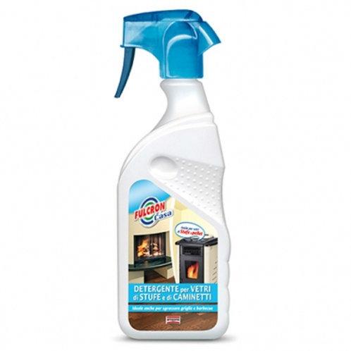 Fulcron Casa detergente vetri caminetti 500 ml
