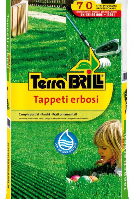 Terriccio per Tappeti Erbosi 70 LT Prati, Parchi