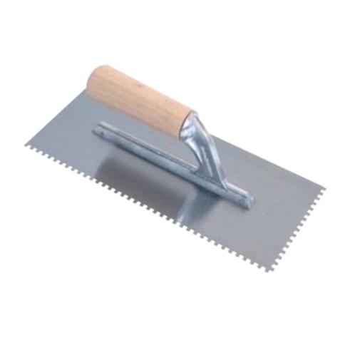 Spatole dentate 28x12 cm dente quadro Raimondi