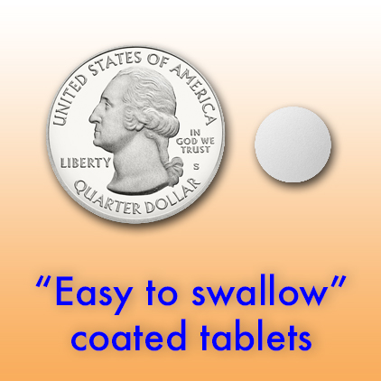 Elfolate plus size tablet