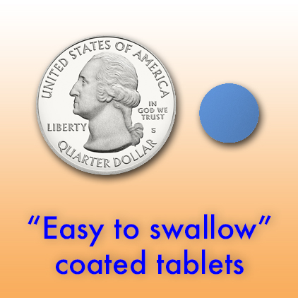 Elfolate 7.5 size tablet