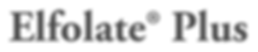 Elfolate Plus Logo.png