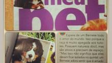 Canil Cor Salit na Revista Meu Pet