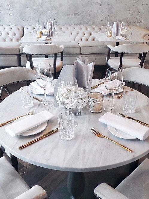 10 Mesas de Restaurante Diferentes Diseños/Medidas