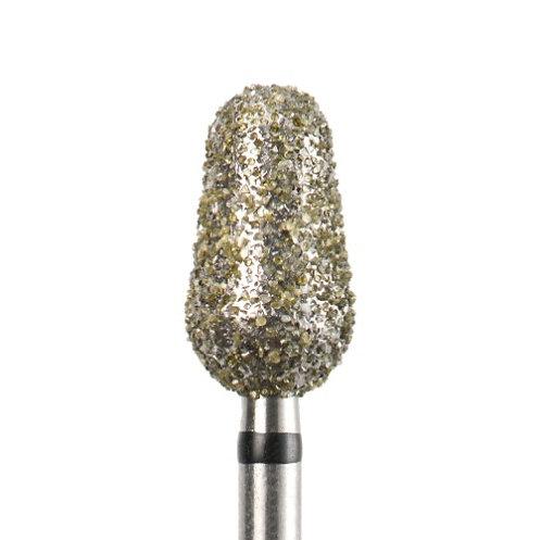 Фреза алмазная, бутонообразная, Ø 6 мм с суперкрупной зернистостью