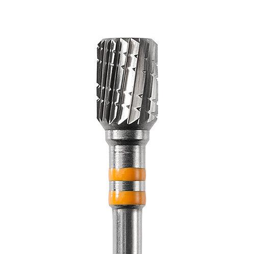 Фреза твердосплавная, цилиндрическая, нарезка двойная поперечная NEM, Ø5 мм